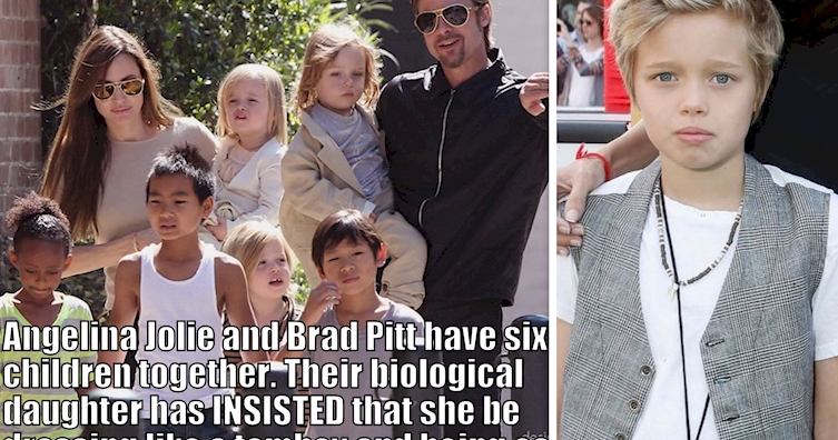 5 unknown facts about the family of brad pitt and angelina