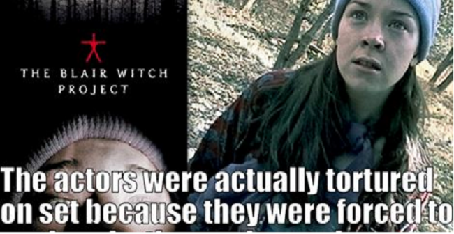 blair witch project facts It may be maryland's most famous horror movie, but do you know the facts about the blair witch project here are some facts courtesy of imdb about the 1999 fl.