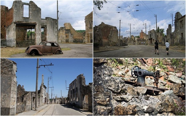 Oradour Sur Glane France