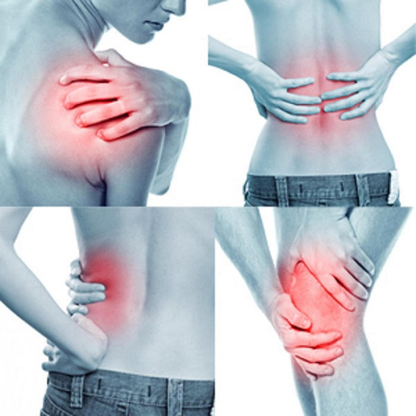 Pain in joints and muscles