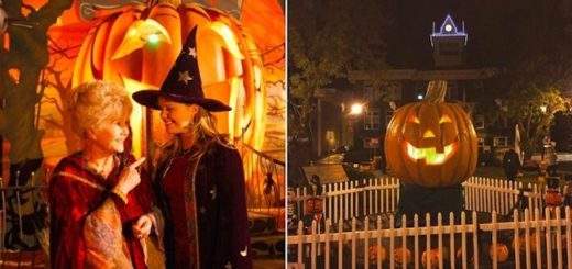 Halloweentown Oregon, where you can celebrate an exciting Halloween the whole month