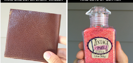 Here is how to give bad Karma to a pickpocket in form of some glitter