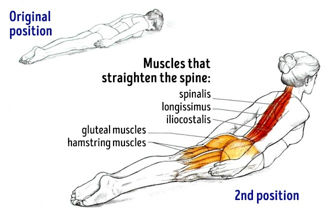 How to do the back extension