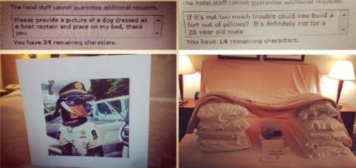 This man gives a hotel ridiculous request before his stay. You won't believe what the hotel staff did!!