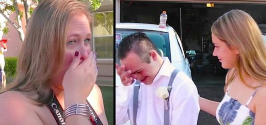 An emotional Mom breaks down when her teen son is refused a date for the homecoming dance