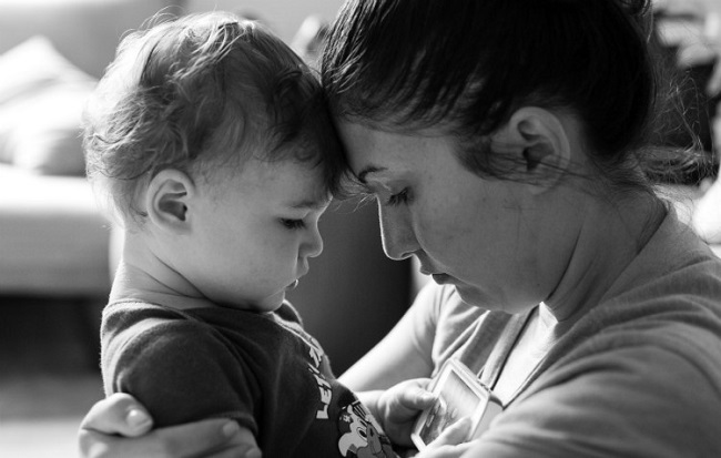 Breast feeding reduces the risk of depression