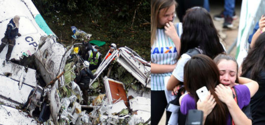 Chartered flight 2933 crashes in Colombia killing 81 passengers