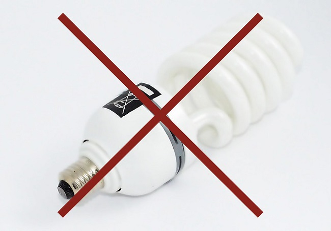 Energy saving light bulbs can cause serious diseases like Migraines and even Cancer