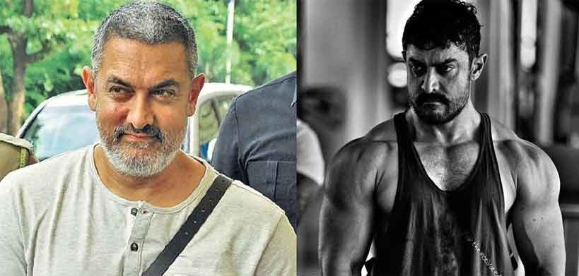 Aamir shed weight in just 6 months