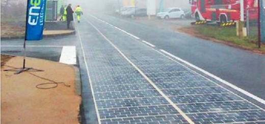 France has just completed the World's First Solar Road and the cost is shocking