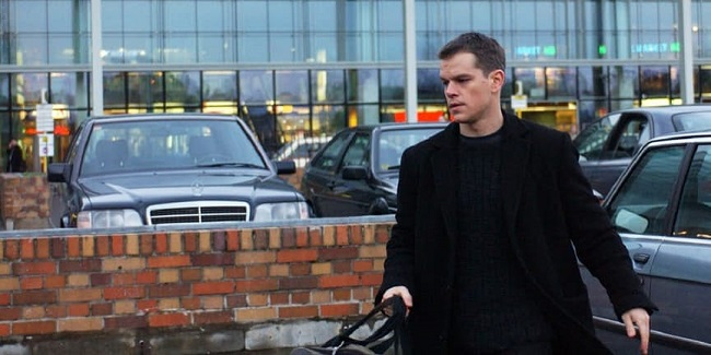 Matt Damon – The Bourne Supremacy