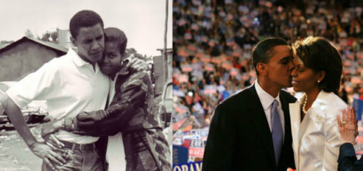 13 Touching photos of Barack and Michelle Obama proving the unconditional love between the couple
