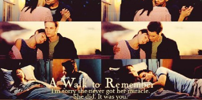 5 Unforgettable Moments From A Walk To Remember On Its 15th