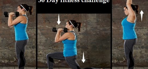 Do this 30 day fitness challenge to gain peak fitness easily