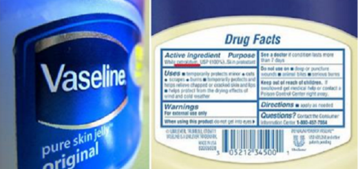 Reasons not to use Vaseline anymore as its side effects can have big effect on your body