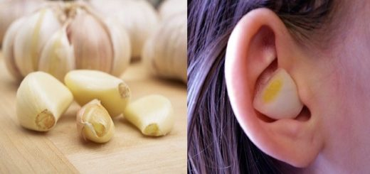 This is what happens when you put Garlic in your Ear