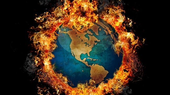 Wars and Global warming