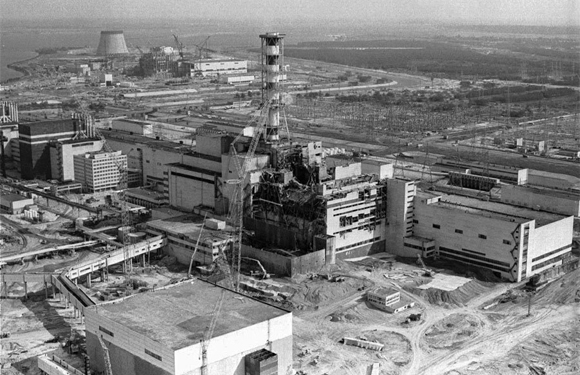 What caused the reactor to explode?