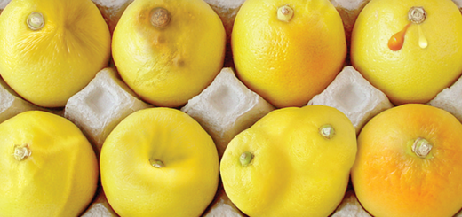 Who knew a picture of carton of lemons could raise awareness for breast cancer? Read to find out more