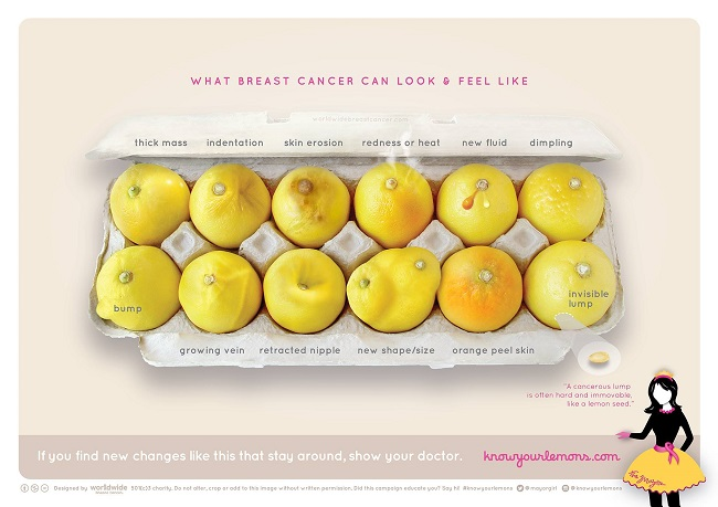 The #knowyourlemons image