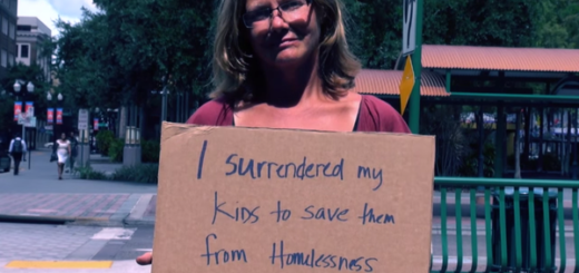 Watch the Viral Video of a campaign asked homeless people to write facts about themselves and the results are surprising