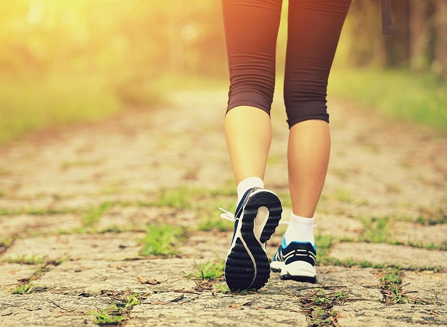 Walk more to loose weight
