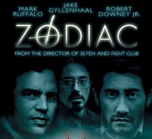 Song for the movie zodiac