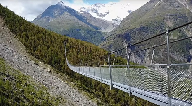 Europe Bridge- Switzerland
