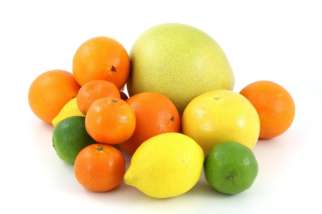 Eating Citrus Fruits