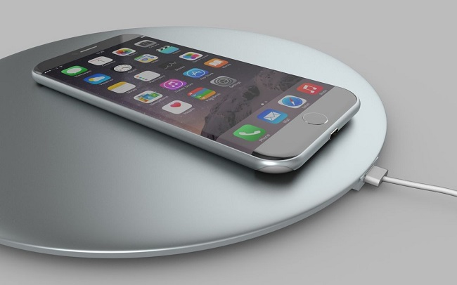Wireless charging iphone8
