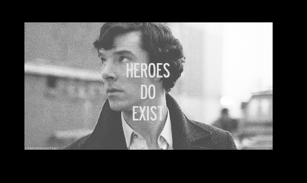 The TV series Sherlock