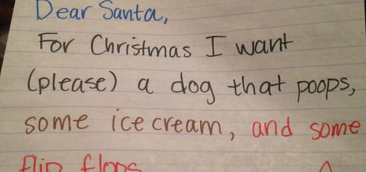 You Are Going To Crack Up After Reading These Funny Letters Written By Kids To Santa