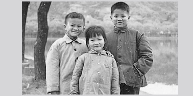 MA grew up in a poverty-stricken family