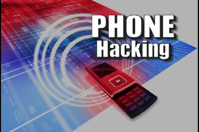 Reason for cellphone hacking