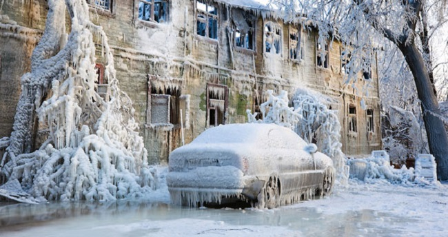 Yakutsk is the coldest capital in the world