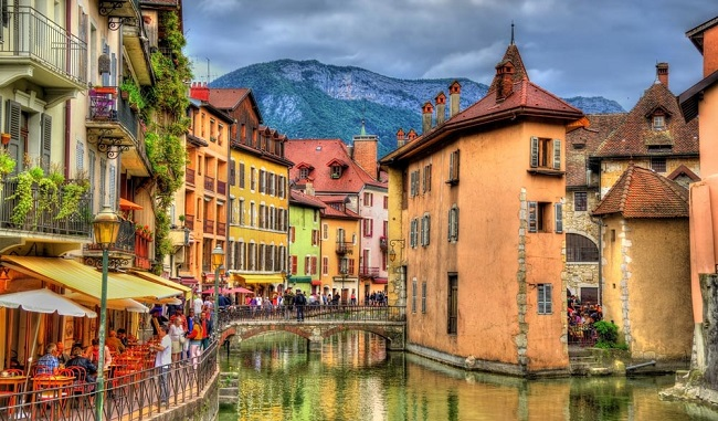 Annecy, France1