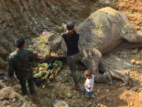 Boon Thong was also buried