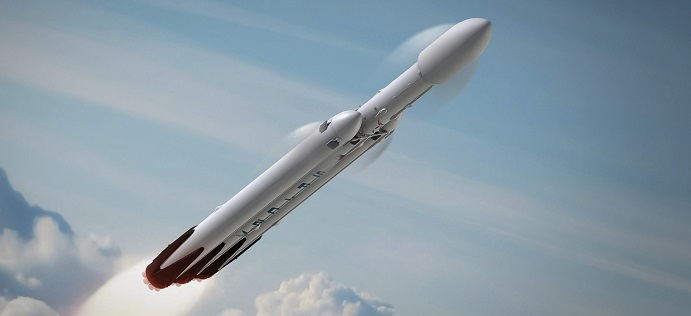 Falcon Heavy just misses Planned Mars Orbit