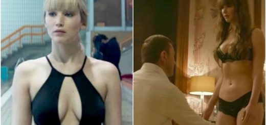 Jennifer Lawrence Refuses To Put Robe Between Takes Of Nude Scene; Makes Film Crew Uncomfortable